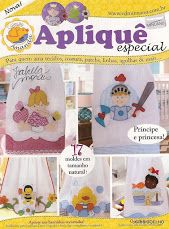 A book with lots and lots of appliqué patterns for free.