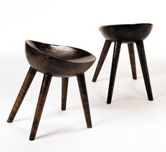 African Cup Stools - INSANELY comfortable