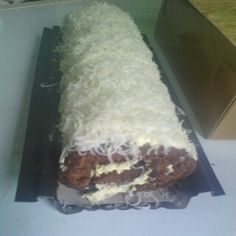 CHEESE ROLL CAKE
