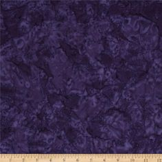 Artisan Batiks Prisma Dyes Mottled Aubergine from @fabricdotcom  Designed by Lunn Studios for Robert Kaufman Fabrics, this Indonesian batik is perfect for quilting, apparel and home decor accents. Colors include shades of purple.