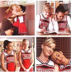 Brittana, I miss them