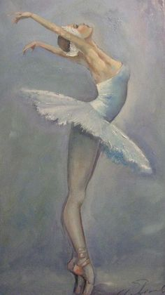"""Ballerina"" by Fatima Tomaeva"