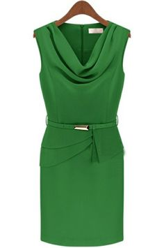 Green Sleeveless Dress: So pleasantly surprised to see this is only $32! If you click on the link to go to the site She Inside, a pop-up should come up. If you want to enter your e-mail, they'll send you a 15% off coupon!