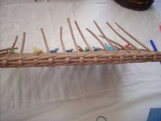 Moje pletení z papíru - Fotoalbum - NÁVOD - NA VÍKA,DNA - NÁVOD - NA HRANATÉ VÍKO