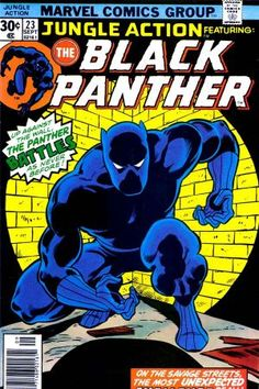 Path of the Black Panther: A Retrospective Pt. 1 | News | Marvel.com