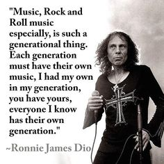 Ronnie James has always been one of those artists that transcended He is greatly missed. on Ronnie. You're not forgotten. Rock N Roll Music, Rock And Roll, Metal Bands, Rock Bands, Music Quotes, Words Quotes, Classic Rock Artists, James Dio, Heavy Metal Rock