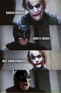 This time the Joker went too far