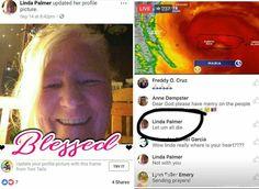 """Linda Palmer """"Let um all die"""" response to hurricane hitting Peurto Rico – Shamelight News"""