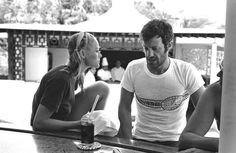 France: Ursula Andress and Jean-Paul Belmondo
