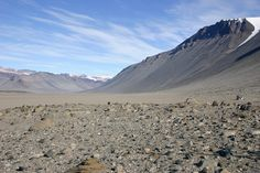 McMurdo Dry Valleys - Driest place on Earth