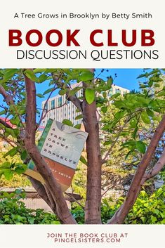 Join the Pingel Sisters book club! Our online book club pick for June 2019 is A Tree Grows in Brooklyn by Betty Smith. Come discuss the book with a community of readers.