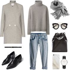 """Loafers"" by fashionlandscape on Polyvore"