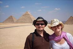 Honeymooner Travel Egypt with All Tours Egypt