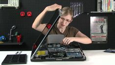 How To: Intel iMac Hard Drive Replacement