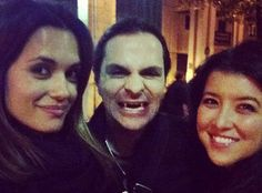 Torrey DeVitto Gets Close to a Vampire — But There's a Catch (PHOTO) http://sulia.com/channel/vampire-diaries/f/0adbd725-f480-43dc-8169-1c34d1e88971/?pinner=54575851&
