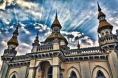 #Mosques in #Hyderabad City