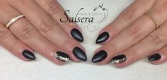 nails n gel nageldesign naildesign nailart french black glitter glitzer salsera nails lashes. Black Bedroom Furniture Sets. Home Design Ideas