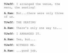 Hamilton Funny