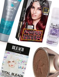 ELLE Beauty Edit: Home Hair Colour | ELLE UK