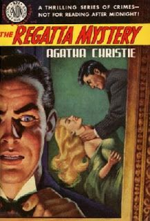 in so many words...: Vintage Agatha: LOVE these old book covers!