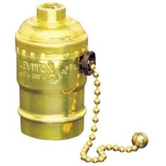 Leviton Pull Chain Socket Best Leviton R600972600C Porcelain Grounded Pull Chain Lampholders Review