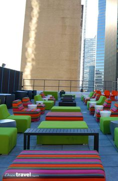 Aloft Houston Downtown Is Centrally Located And Offers Exclusive Features  Like Its Rooftop Patio And Bar