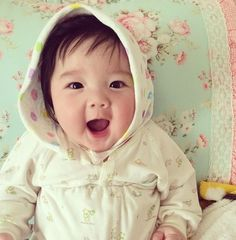 kawaii Bebe Mamang 可愛い ღ Chanyeol 📌Masalahnya rada rumit. 📌latar K… # Acak # amreading # books # wattpad Cute Asian Babies, Korean Babies, Asian Kids, Baby Pictures, Baby Photos, Cute Baby Girl, Baby Boy, Little Babies, Baby Kids