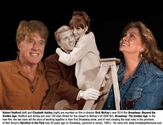 Breaking: Rick McKay's BROADWAY: BEYOND THE GOLDEN AGE to Premiere at 2016 Palm Springs International Film Festival Barefoot In The Park, Robert Redford, International Film Festival, Palm Springs, Golden Age, Broadway, Actors, Couple Photos, Tv