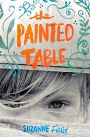 The painted table