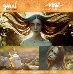 DUST Photoshop Overlays, digital elements overlays, bokeh, images for photographers by marcegaral on Etsy