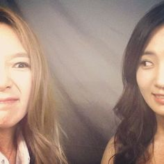 """""""Yah, let's take some pictures kekekeke. This is the only one that's left. Happy birthday, 25 year old baby @/yulyulk"""""""