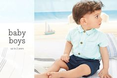 Laundered - Boys & Girls | Baby Boys & Unisex 0mths-2yrs | Boys Clothing | Next Official Site - Page 1
