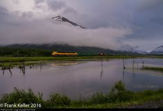 RailPictures.Net Photo: ARR 4322 Alaska Railroad EMD SD70MAC at Portage, Alaska by Frank Keller
