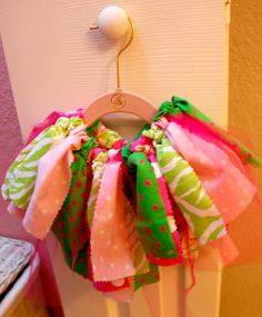 Scrap Fabric tutu....made for about $7 Fabric Tutu, Scrap Fabric, Fabric Scraps, New Trainers, Girly Things, Holidays, Sewing, Birthday, Crafts