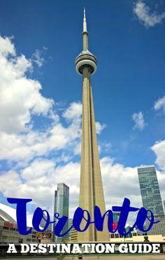 Toronto: A destination guide | www.rtwgirl.com