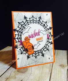 Fab Friday Sketch Challenge, Halloween, Project Life Seasonal Snapshot 2015, Project Life by Stampin' Up, Sweet Hauntings, Stampin'  Fun with Diana, Stampin' Up, Diana Eichfeld