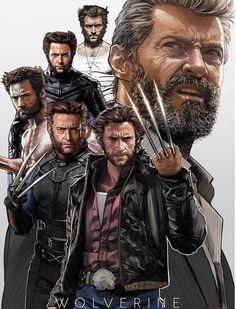 Logan Wolverine, Wolverine Movie, Wolverine Art, Wolverine Character, Logan Xmen, Bd Comics, Marvel Comics Art, Marvel Dc Comics, Marvel Heroes