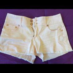⚡️⚡️⚡️SOLD⚡️⚡️⚡️Pink shorts. Brand new! Pink shorts, size 4. Brand new! refuge Shorts Jean Shorts