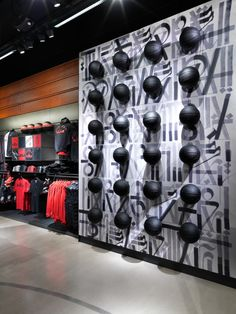 NIKE RETAIL DESIGN on Interior Design Served