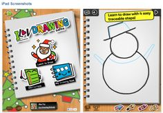 Occupational Therapists Love iLuv Drawing apps!