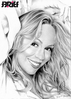 Mariah Carey 3 by riefra on deviantART