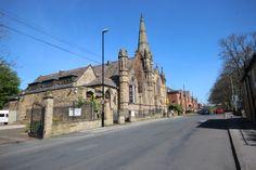 Burley Methodist Church, Cardigan Lane, Burley, Leeds.