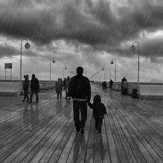 Add Dramatic Rain to a Photo in Photoshop - Tuts+ Design & Illustration Tutorial