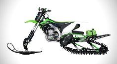 2016 Timbersled Snowbike Conversion Kit