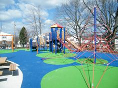 Playground Surfaces http://www.generalrecreationinc.com General Recreation Inc 25 Reese Ave Newtown Square, PA 19073 (610) 353-3332