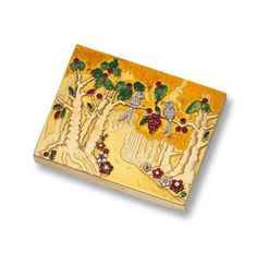 Gold, Platinum, Diamond and Colored Stone Compact, Van Cleef & Arpels, Paris - Sotheby's