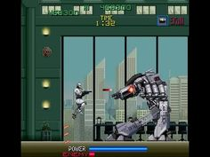 Arcade Longplay [296] RoboCop (a) - YouTube
