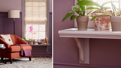 Install a decorative window shelf to fill with your favorite books, accessories, and plants. Skill level: Beginner