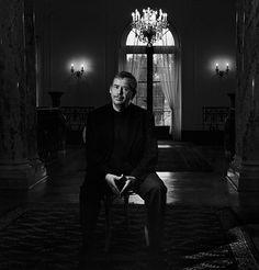 Vaclav Havel, ©2000 Eddie Adams