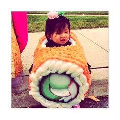 #sushi #baby #kakcute @Monya Slabbert